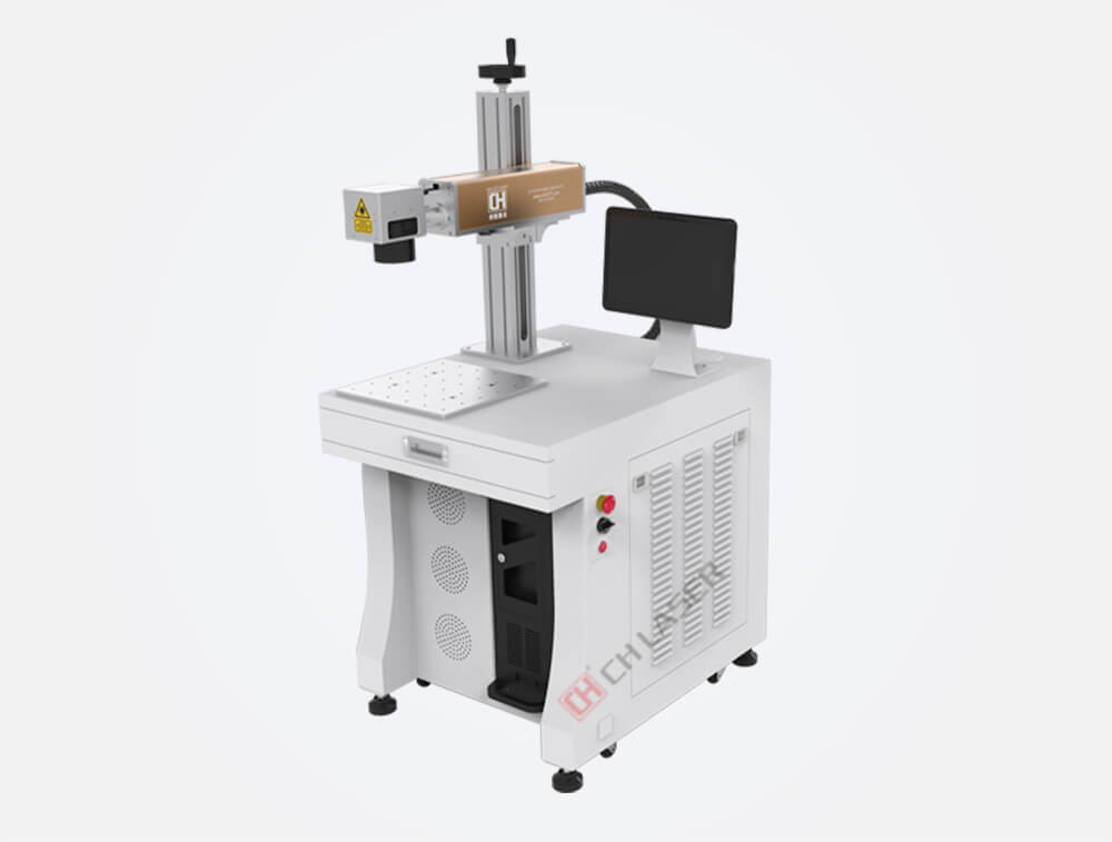 CX-Q100 fiber laser marking machine